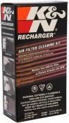 Čistící sada recharger kit pro údržbu vzduchových filtrů K&N